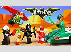 Lego Batman and Robin Meet the Riddler Riddle Racer and