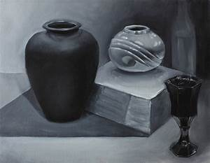 Black+White Still Life by Noxiihunter on DeviantArt