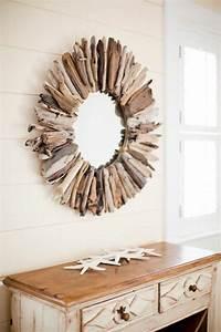 Runder Spiegel Holz : 15 treibholz spiegel runder rahmen hoelzerner schrank weisse sterne schubladen dies das ~ Indierocktalk.com Haus und Dekorationen