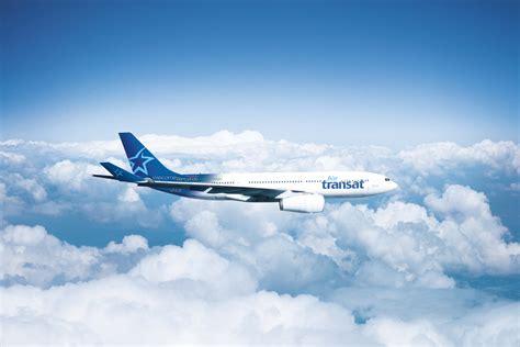 vol toronto air transat flights canada travel information ski independence