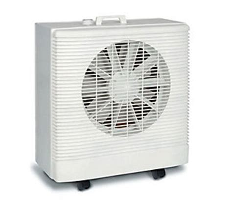 box fan sw cooler essick air bfc 200 evaporative cooler box fan qvc com