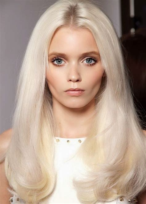 versace rosegold light hair 2014 hair color trends 2014 hair