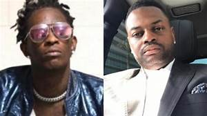Young Thug's Ex-Manager Gets Million Dollar Settlement ...