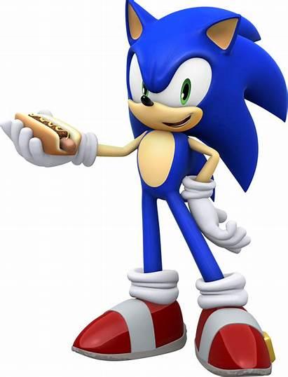 Sonic Chili Dog Imagens Hedgehog Colorir Novo