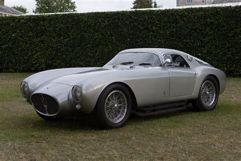 maserati pininfarina maserati a6gcs 53 pinin farina berlinetta chassis 2060