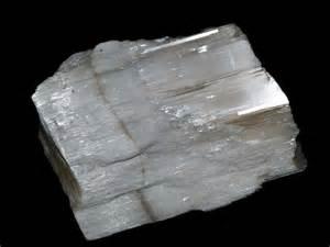 T1C-E59 - Gypsum (Var: Satin Spar Gypsum)