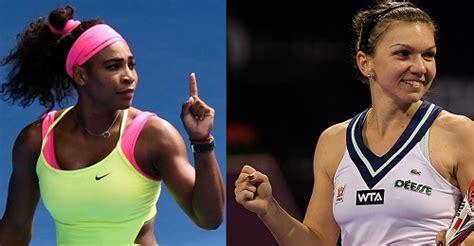 Serena Williams vs Simona Halep Highlights - US OPEN 2016 QF (HD) - video dailymotion
