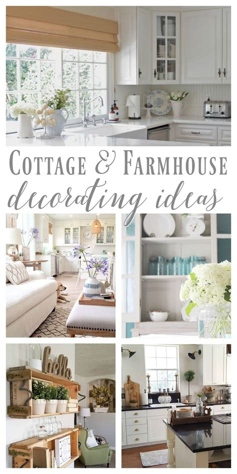 Decorating Ideas Style by Best 25 Cottage Style Decor Ideas On Cottage