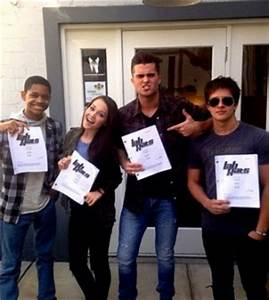 """Photo: """"Lab Rats"""" Cast Back To Work On Season 4 October 8 ..."""