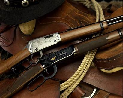 Rifle Weapons Lever Wallpapers Guns Background Wall