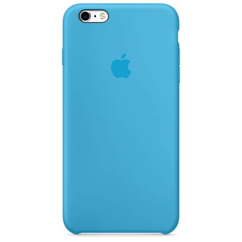 blue iphone iphone 6s silicone blue apple th