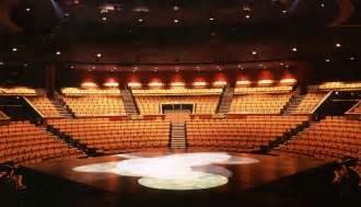 Beau Rivage Biloxi Theater Seating