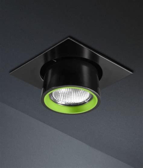 semi recessed downlight