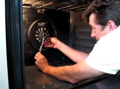 ge convection oven repair  thermostat calibrationwmv youtube