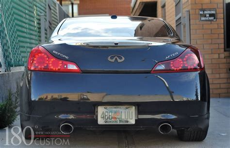 oneighty midnight taillights  mw coupe vert detailed pics myg