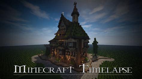 boitameu minecraft timelapse medieval tall house  youtube
