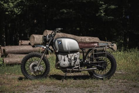 A Cross-country Bmw R100