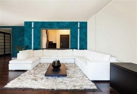 Petrol Wandfarbe Wohnzimmer by Die Wundersch 246 Ne Und Effektvolle Wandfarbe Petrol