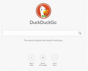 DuckDuckGo: Wha... Duckduckgo Search Engine