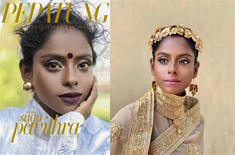 Sugu Pavithra's Photoshoot: 'We Wanted To Show Who She ...