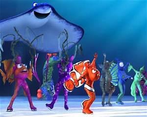 Disney Finding Nemo Fish Cartoon Character