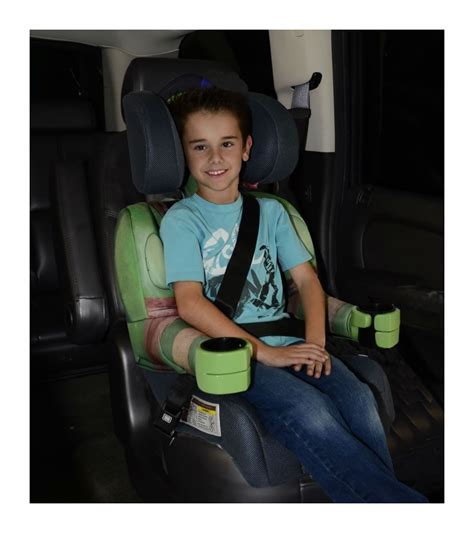 kidsembrace harness booster car seat teenage mutant ninja turtles