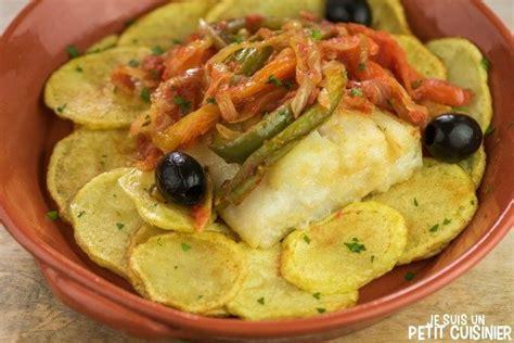 recette de cuisine portugaise facile recette de morue à la mode de braga bacalhau à braga