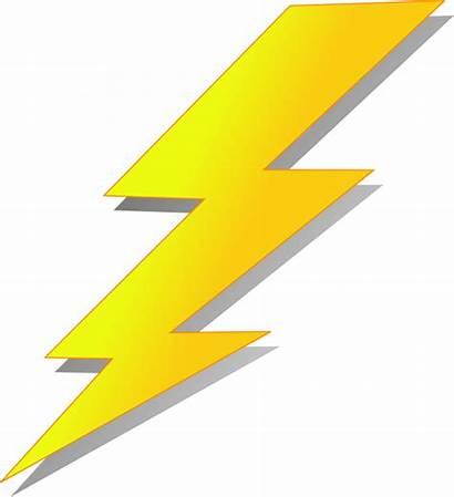 Lightning Transparent Cartoon Bolt Lighting Clip Background