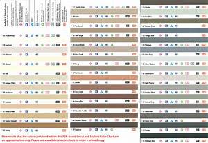 Laticrete Grout Coverage Chart Laticrete Permacolor Select Advanced High Performance