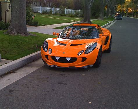 orange supercar duo  trick  treating  halloween