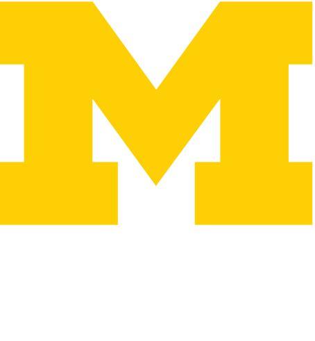 university  michigan logo university  michigan