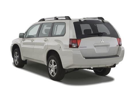 mitsubishi endeavor reviews  rating motor trend