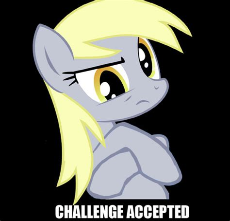 Derpy Memes - derpy hooves mlp fim images derpy challenge accepted hd wallpaper and background photos 36194295
