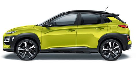 The kona is rather small, however, nearly a foot shorter than the crosstrek, which makes for somewhat tight legroom in the rear seats and somewhat less cargo space than competitors. Het nieuwe laden voor de Hyundai Kona Electric