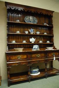 English farmhouse kitchen dresser oak furniture for Kitchen furniture esl