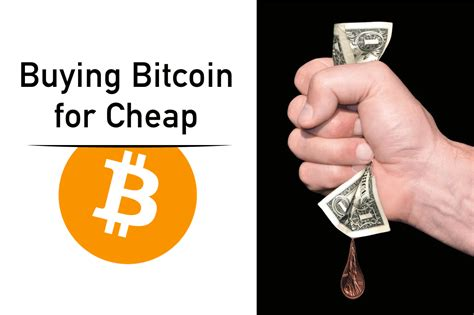 However, having the option to buy cryptocurrency with a credit card is an extremely quick way to make a purchase. Buy Bitcoin Cheaply   Here's How To Find The Lowest Fees