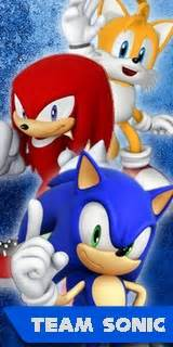 sonic heroes  team sonic poster image mod db