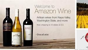 Amazon Wine goes after online booze sales - Nov. 8, 2012