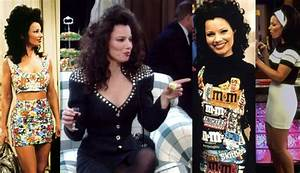 Fran Fine's Moschino & other crazy 90s fashion in THE NANNY