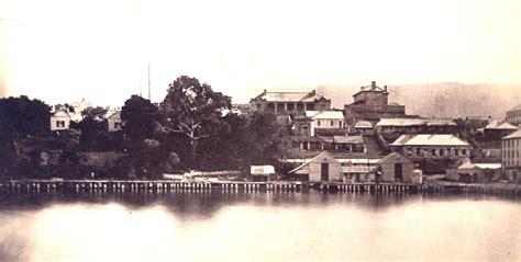 photograph   commandants house  jetties port
