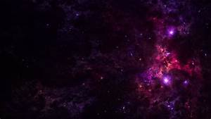 2560x1440 Purple Outer Space & Stars desktop PC and Mac ...
