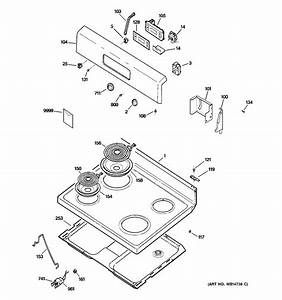 Hotpoint Electric Range Parts