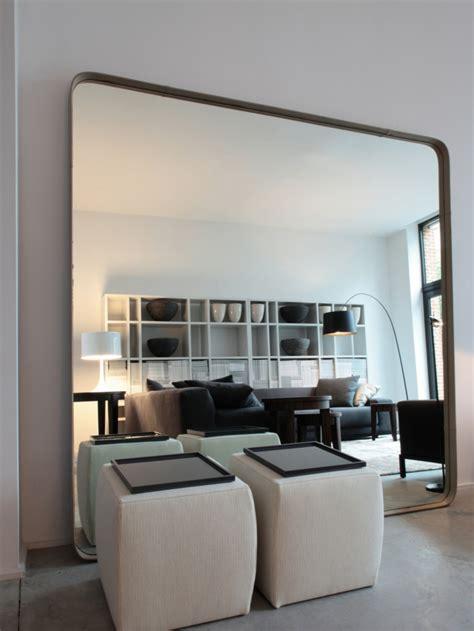 spiegel im wohnzimmer modelle und schoene ideen fuer die