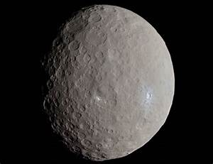 Scientists teasing out primordial secrets on Ceres, once ...