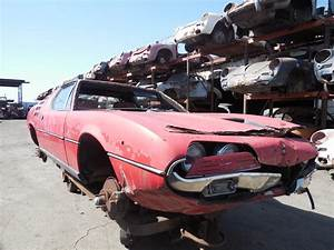 V8 Injected 1974 Alfa Romeo Montreal Project Car For Sale