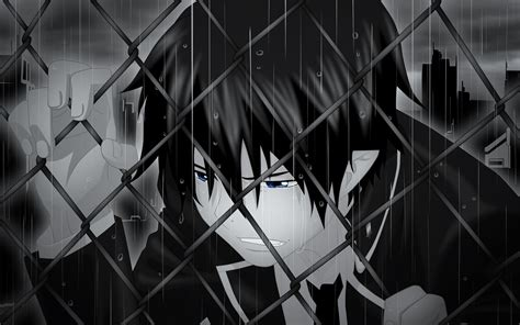 Handsome Anime Wallpaper - sad anime wallpapers wallpaper cave