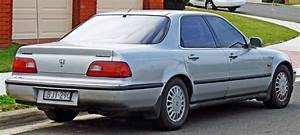 Honda Legend Technical Specifications And Fuel Economy