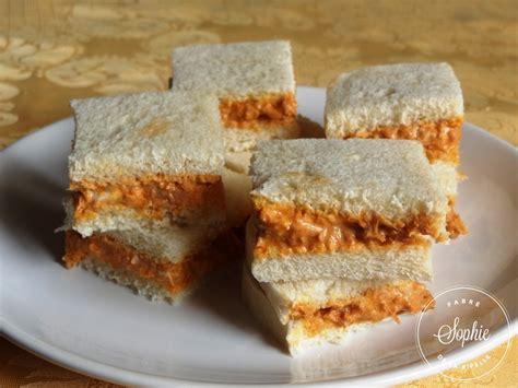 cuisiner thon mini sandwiches au thon et à la tomate la tendresse en