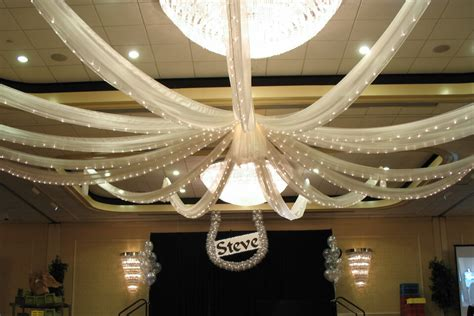 cieling drapes ceiling draping balloon artistry