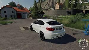 BMW X6M 2010 v1 0 FS19 - FS19 Mods Farming Simulator 19 mods